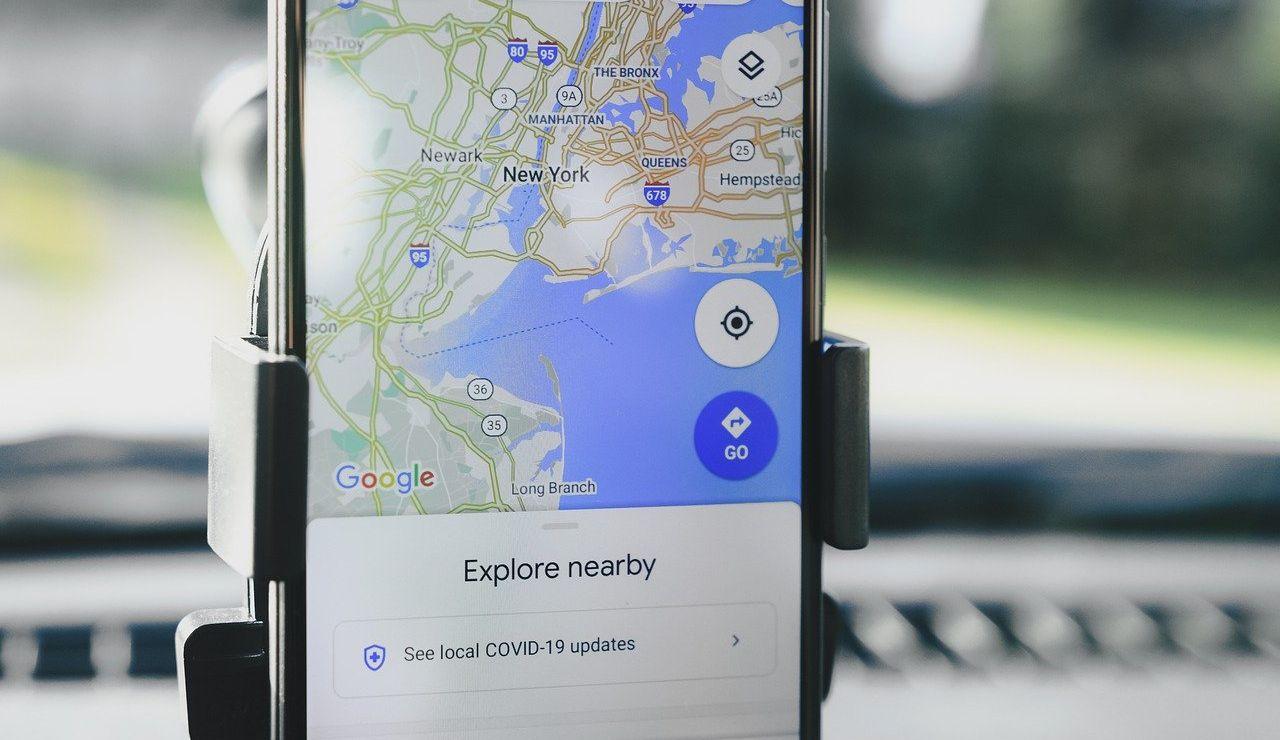 App Google Maps