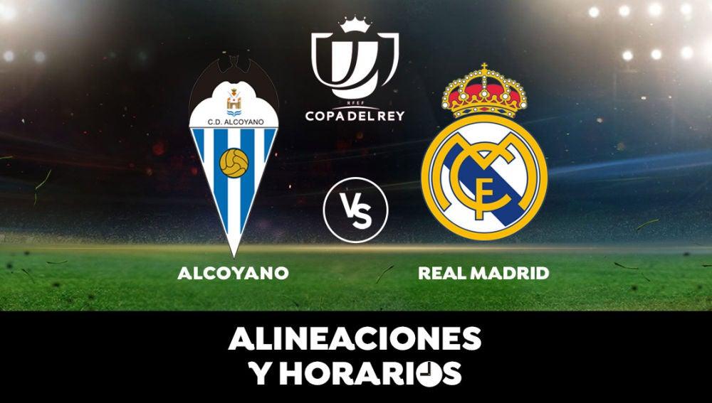 Alcoyano - Real Madrid: Horario, alineaciones y dónde ver los dieciseisavos de Copa del Rey