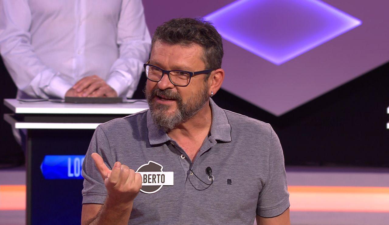 """Alberto, de 'Los caligaris', defiende el perfil de un concursante de programas de televisión: """"No sabemos interpretar"""""""