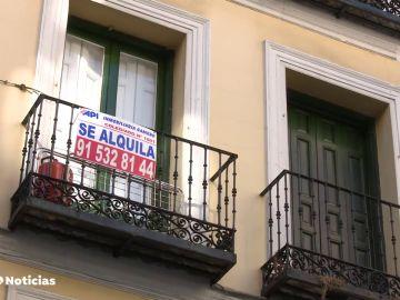 Podemos quiere incluir la prohibición de los desahucios en la nueva ley de la vivienda