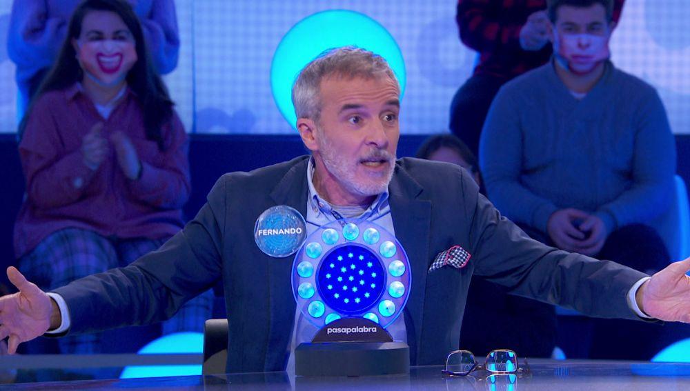 """Fernando Guillén Cuervo, tras venirse arriba con 'Resistiré': """"¡Qué patético!"""""""