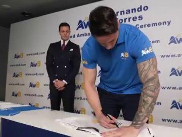 Fernando Torres sorprende con un cambio radical físico: el 'Niño' se pone cachas