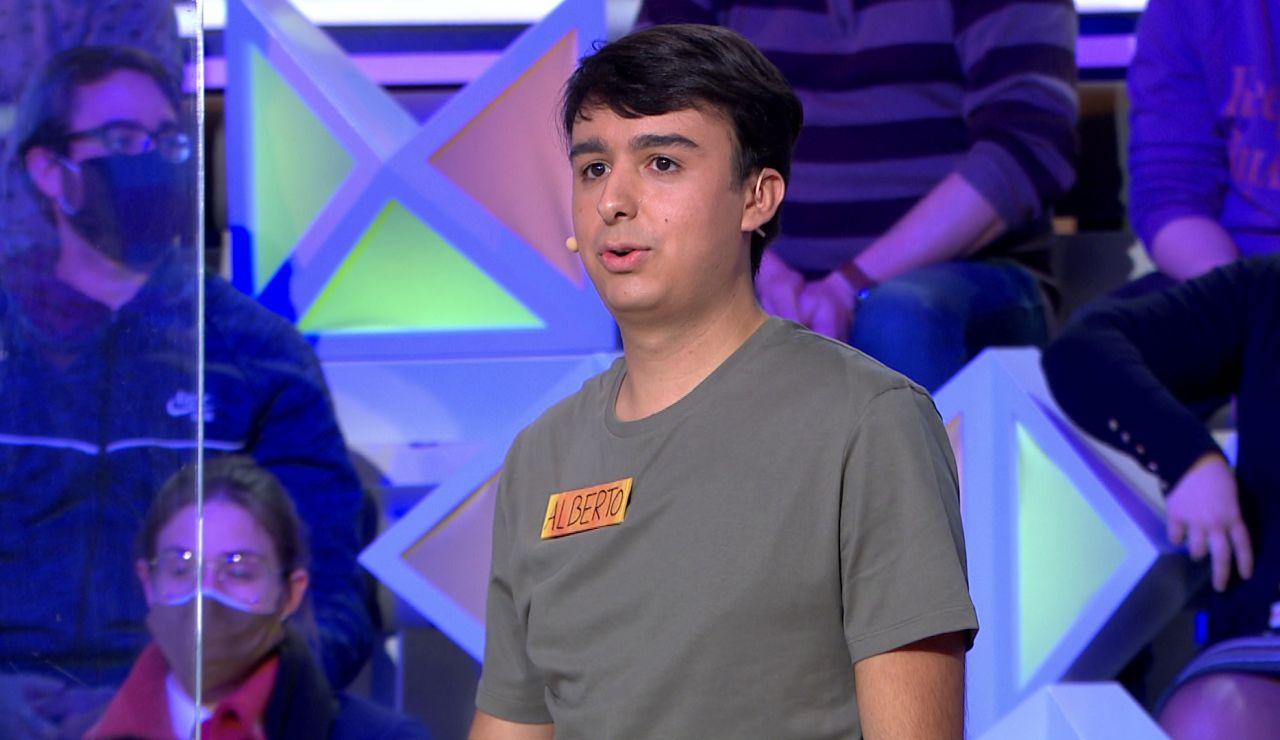 """Los nervios descontrolados de Alberto en 'La ruleta de la suerte': """"¿Qué hace un médico en una situación como esta?"""""""