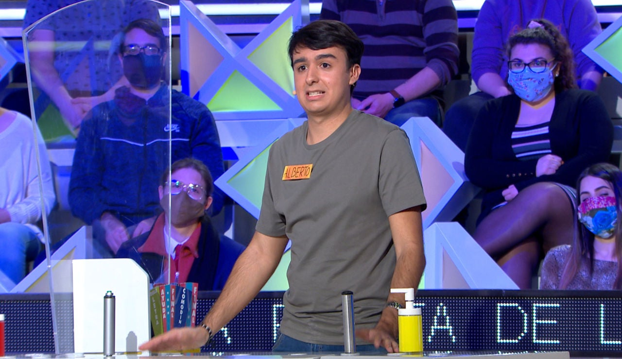 La estrategia de un concursante de 'La ruleta de la suerte' ante un clásico error