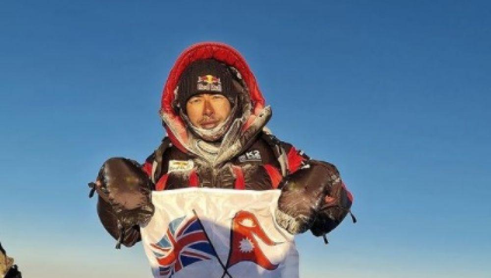Nirma Purja y su histórica conquista del K2