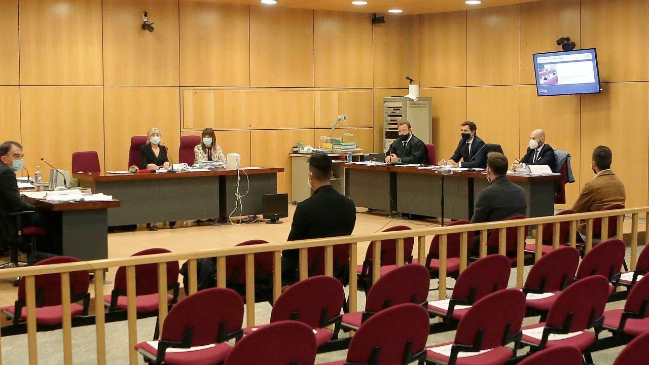 Sergi Enrich y Antonio Luna, condenados a dos años de cárcel por la  difusión de un vídeo sexual