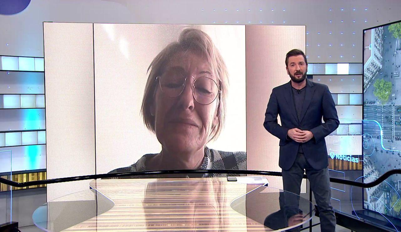 Entrevista con la abuela del niño que falleció con 8 años de peritonitis