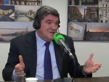 """José Luis Escrivá: """"Se puede eliminar la posibilidad de jubilación obligatoria, generando un sistema más moderno de jubilación"""""""