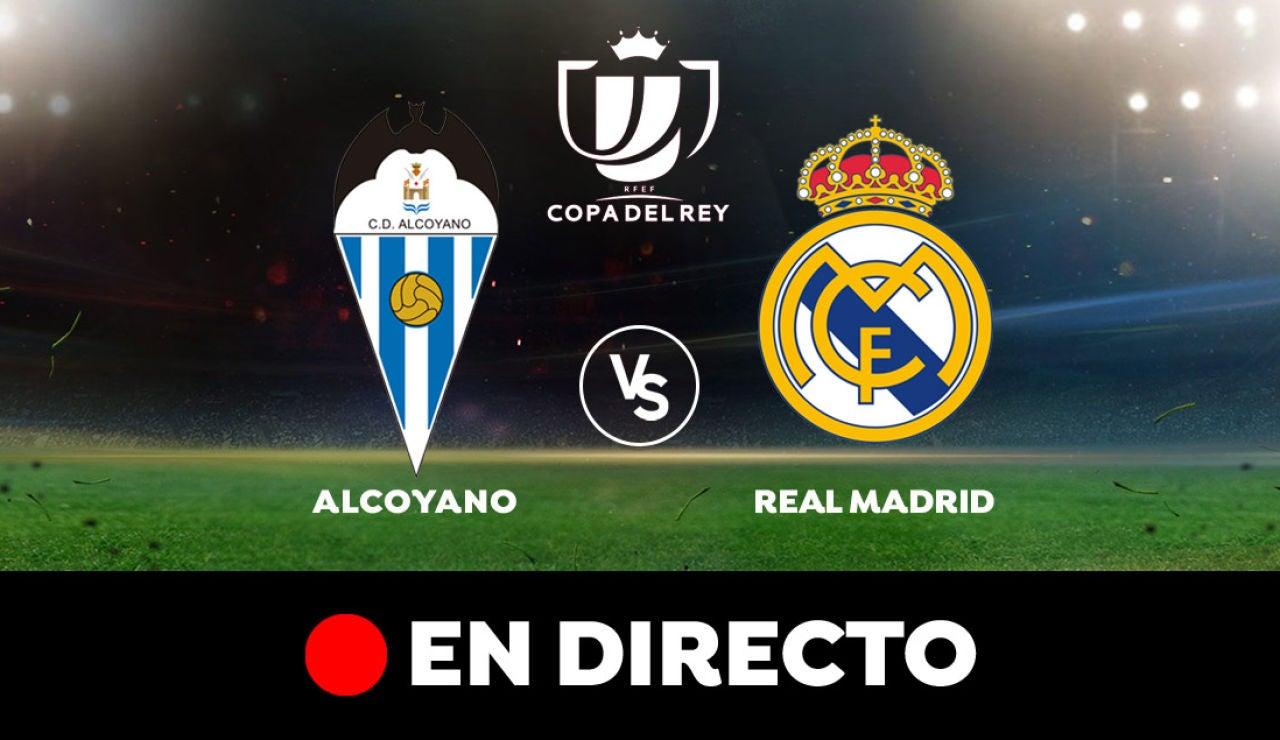 Alcoyano - Real Madrid: Resultado y goles del partido de hoy, en directo | Copa del Rey