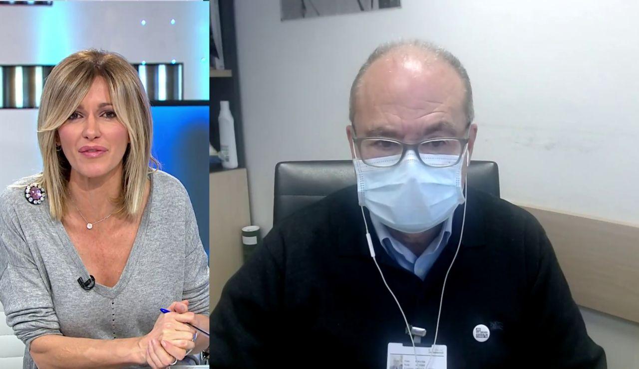 Entrevista a Antoni Trilla, jefe de epidemiología del Hospital Clínic
