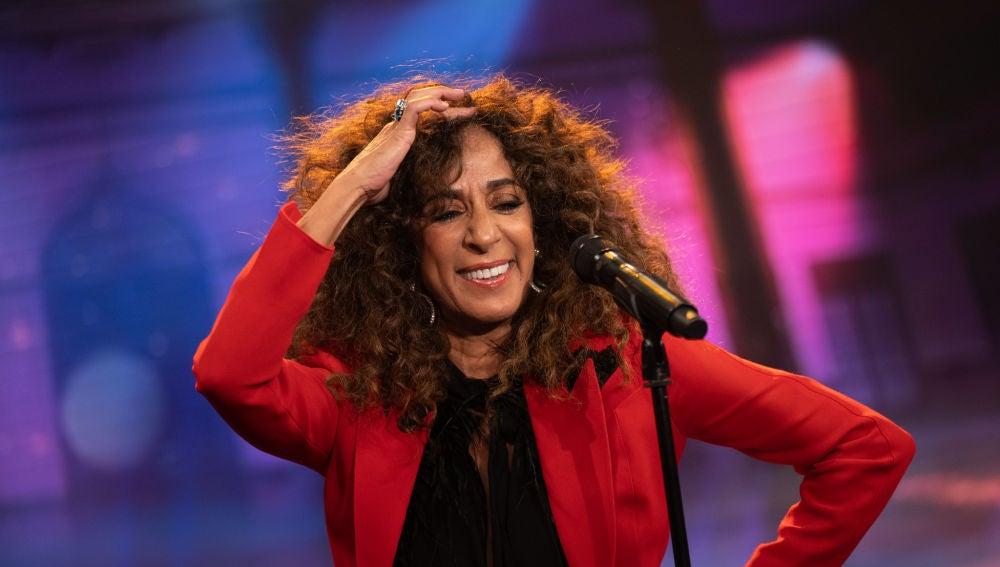 Rosario enamora en 'El Hormiguero 3.0' al son de 'Te lo digo todo y no te digo na'