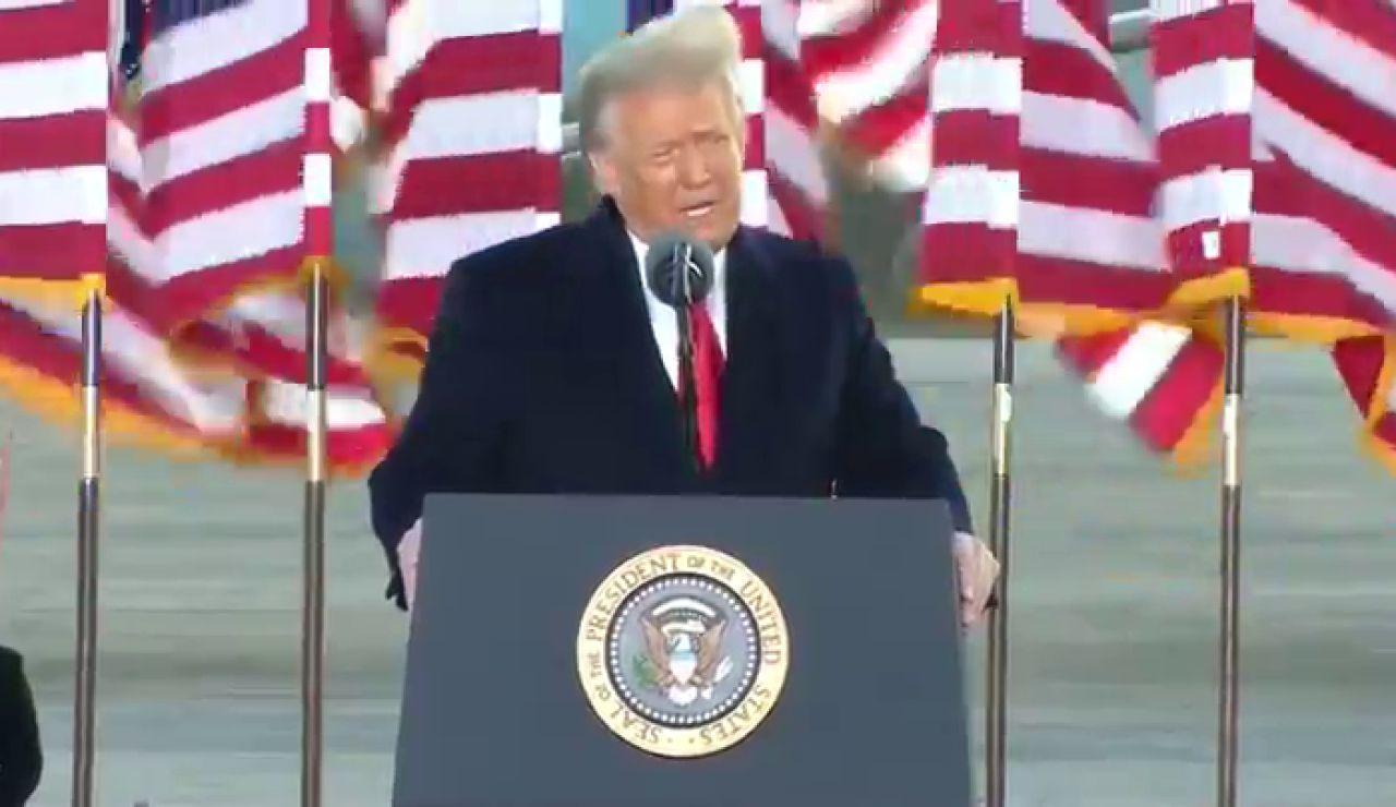 trump discurso