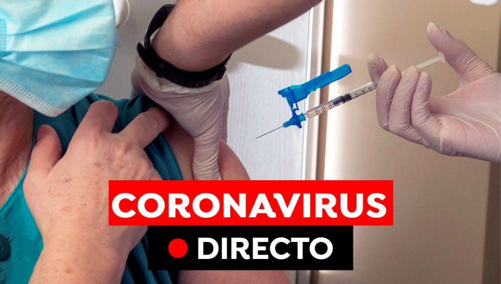 Coronavirus España hoy: Toque de queda, restricciones y última hora de la vacuna del covid-10