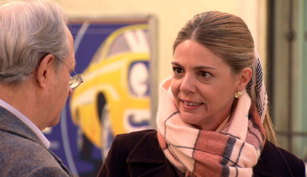 Maica, furiosa se enfrenta duramente a Pelayo