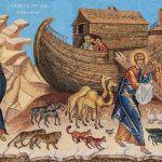 Mosaico del Arca de Noé