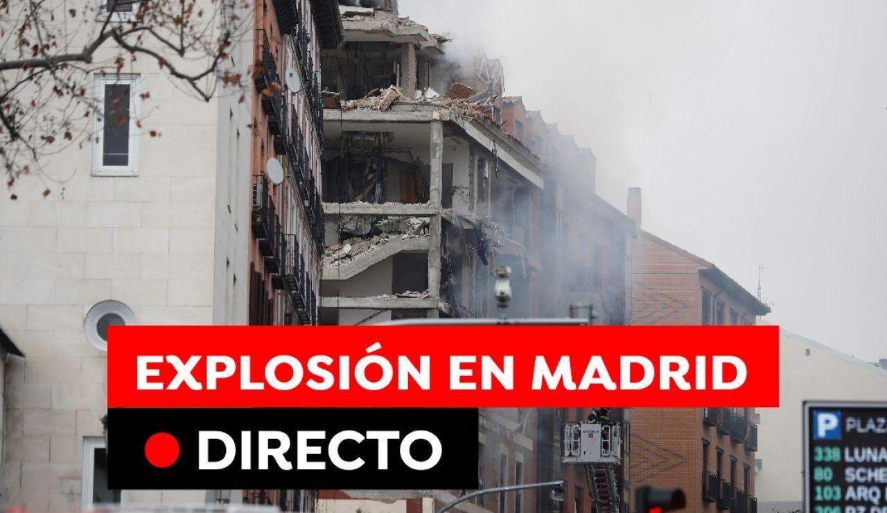 Explosión en Madrid: Última hora de la Puerta de Toledo hoy, en directo