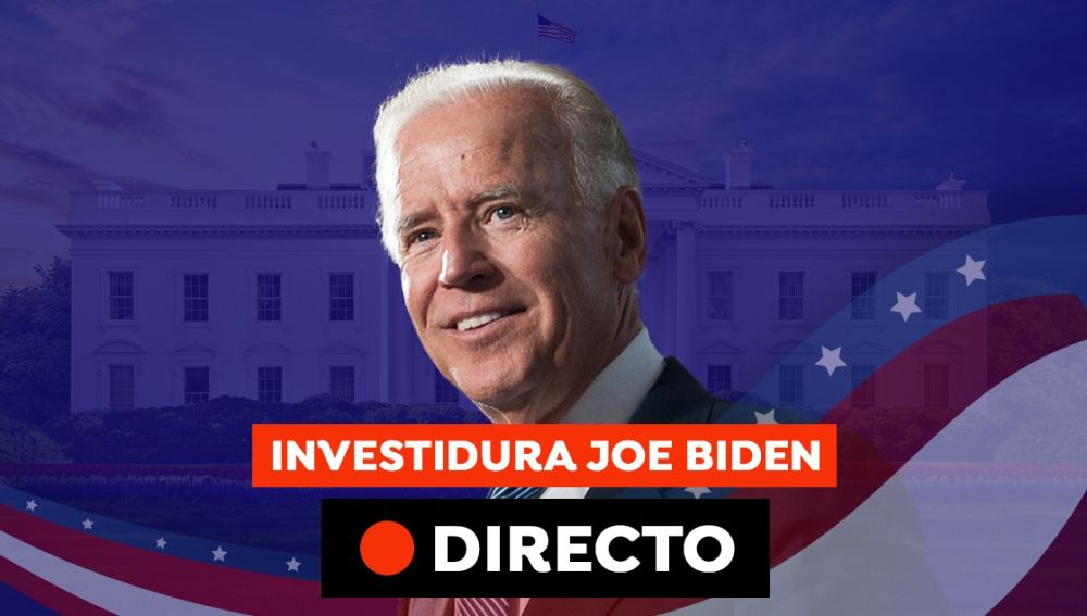 Investidura presidencial de Joe Biden hoy: Última hora de la toma de posesión