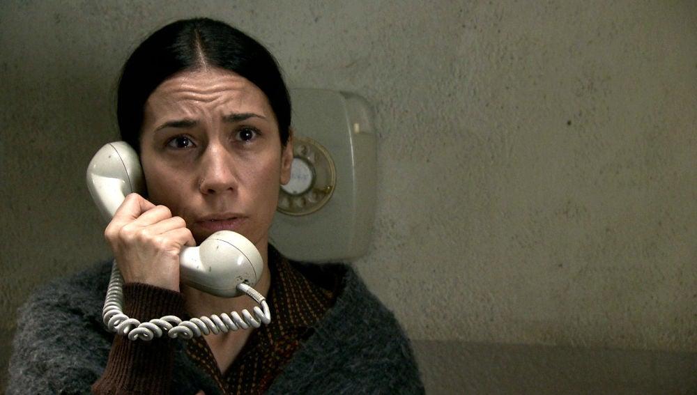 """Manolita alarma a Marcelino: """"Igual fui yo la que le disparé"""""""