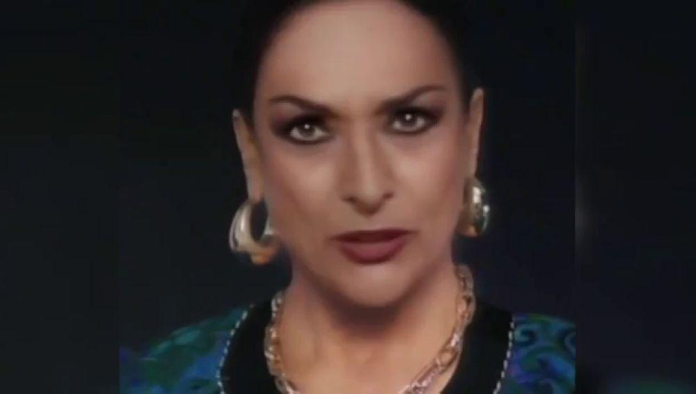 Lola Flores 'resucita' gracias a la tecnología deepfake en un anuncio de Cruzcampo