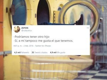 Tuit de @catacerca
