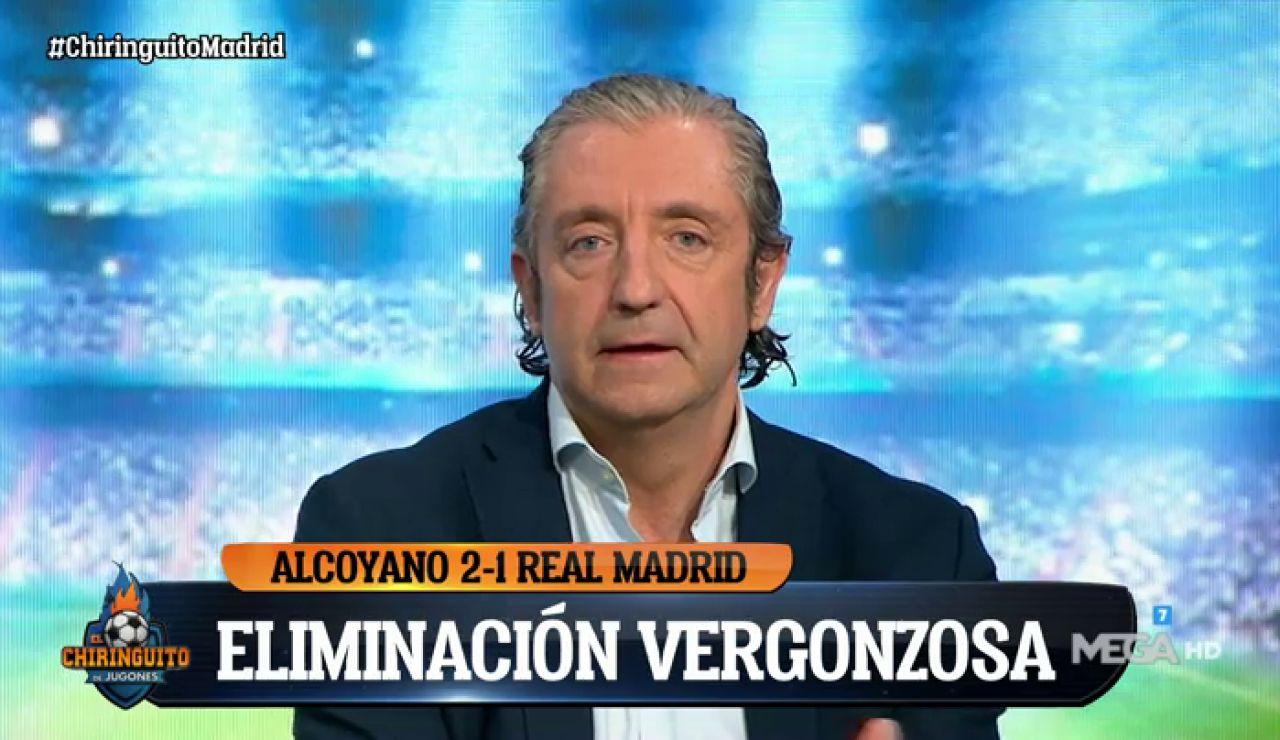 Debacle histórica del Real Madrid