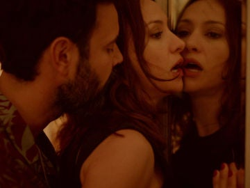Cristina y Sergio, sexo desenfrenado tras la fiesta de los Becker
