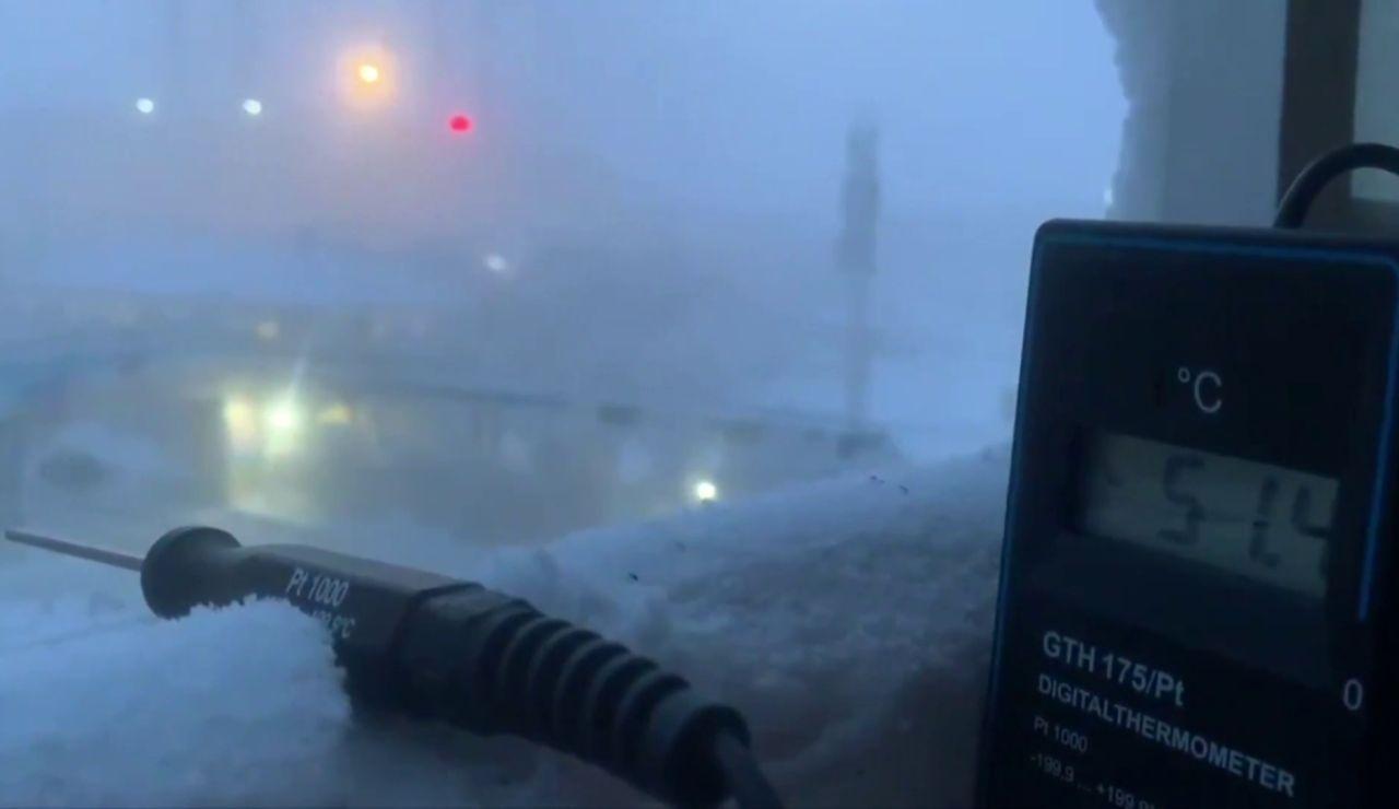 Así es la vida a -50ºC en Rusia