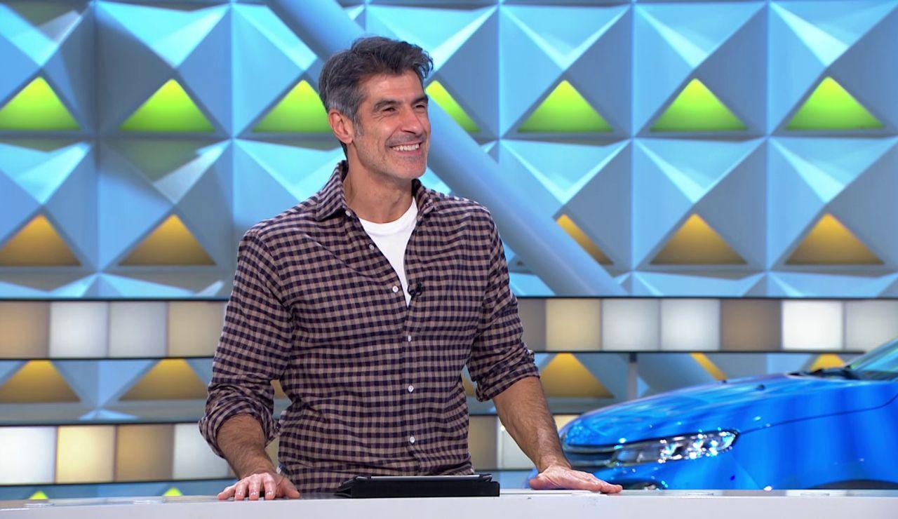 La marchosa canción con la que Jorge Fernández comenzaría cada programa de 'La ruleta de la suerte'