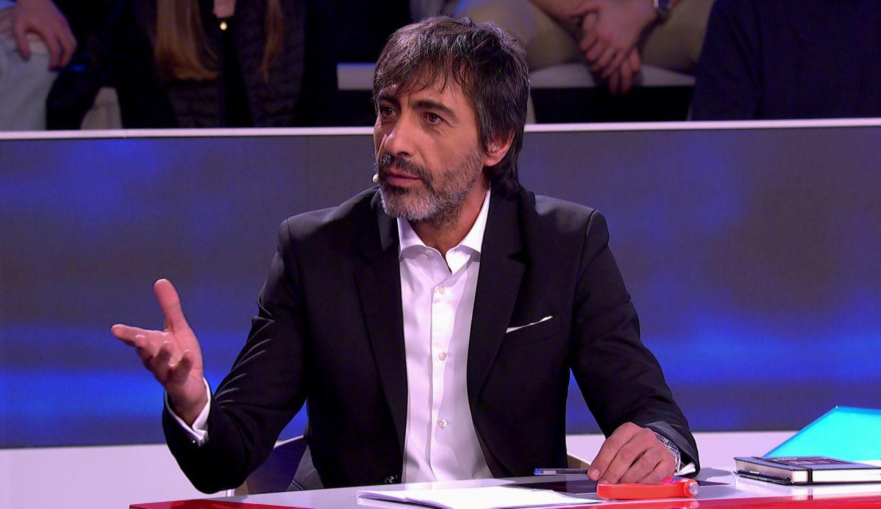 Juan del Val en 'El Desafío'
