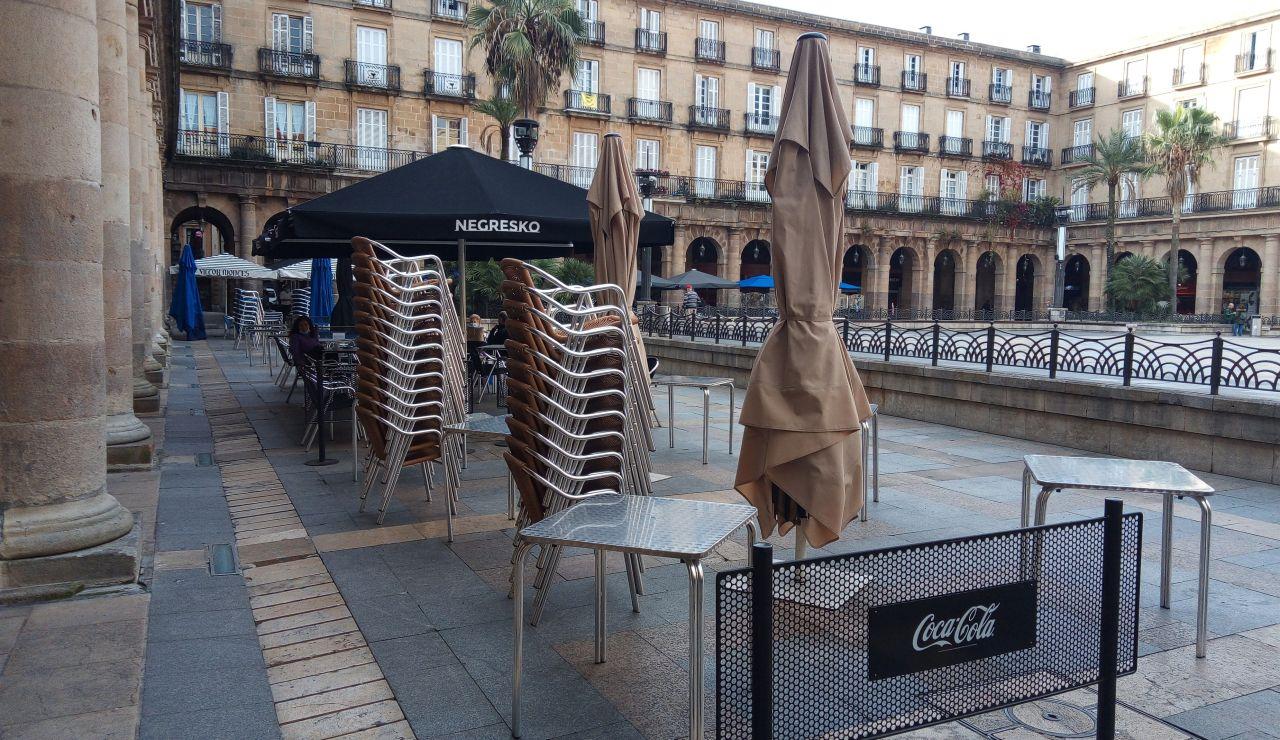 Nuevas restricciones en País Vasco: Bilbao se cierra perimetralmente y clausura hostelería desde este viernes