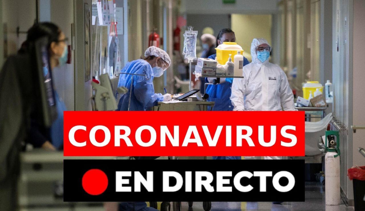 Coronavirus España: Última hora de las restricciones, en directo