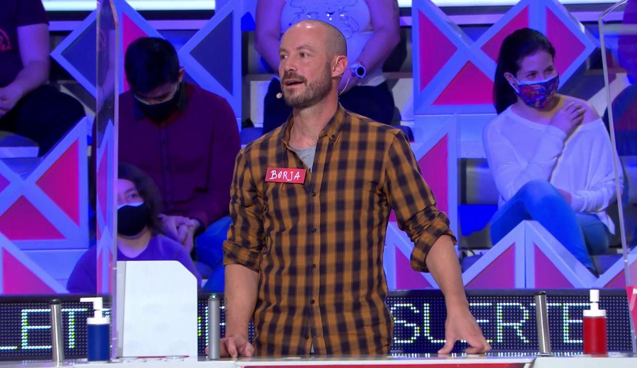 """El toque de atención de Jorge Fernández a un concursante: """"Casi pegas una cabezada"""""""