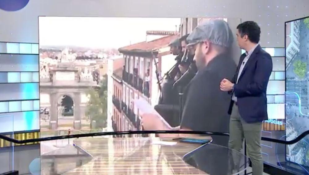 Vídeo grabado por el sacerdote muerto en la explosión de gas