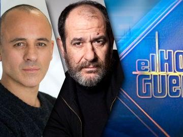El martes, Javier Gutiérrez y Karra Elejalde se divertirán en 'El Hormiguero 3.0'
