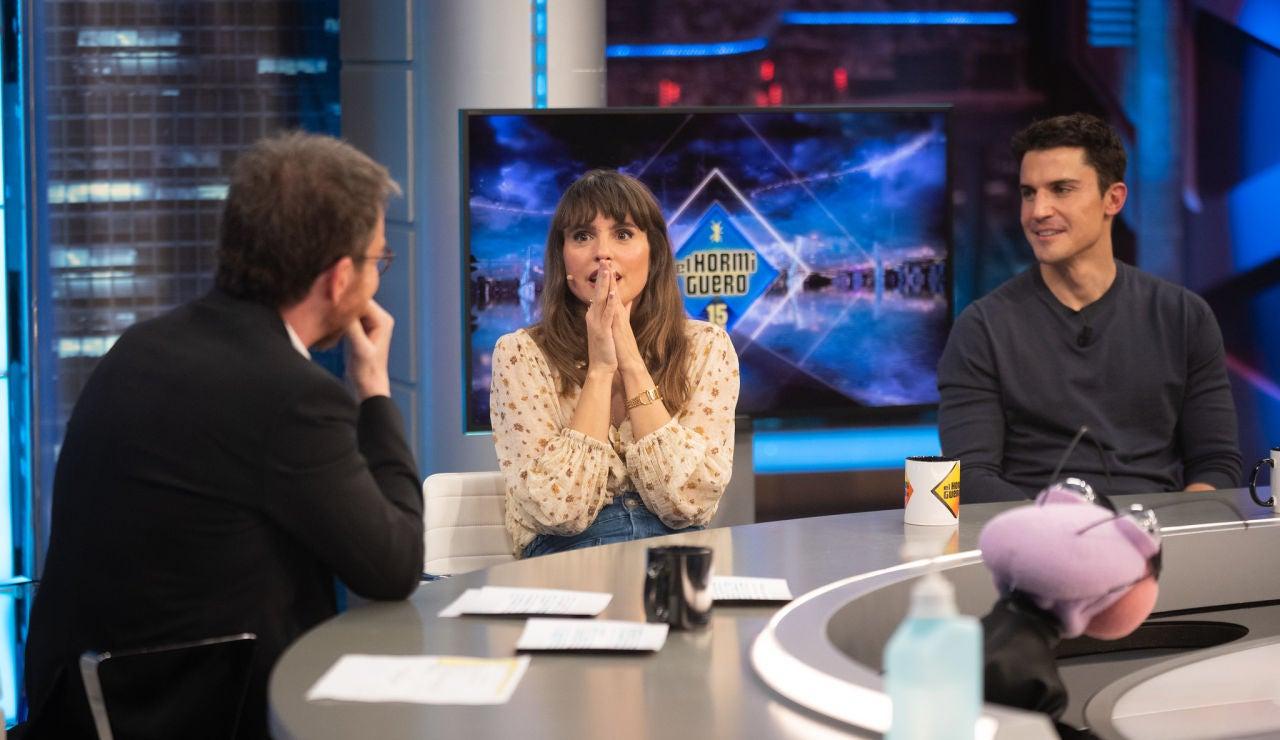 Verónica Echegui y Álex González sorprenden con su vocación infantil: ¡ninguno quería ser actor!