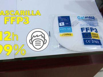 """Fernando Simón explica que la mascarilla FFP3 es """"la más eficaz"""" para protegernos del coronavirus"""