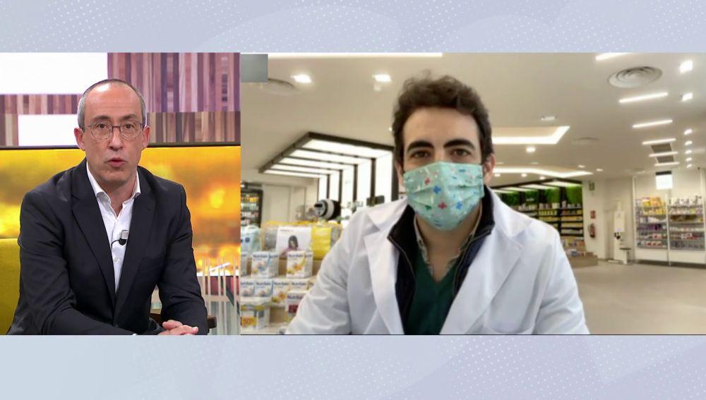Entrevista a Pablo Vives, dueño de la farmacia asaltada dos veces en un mismo día