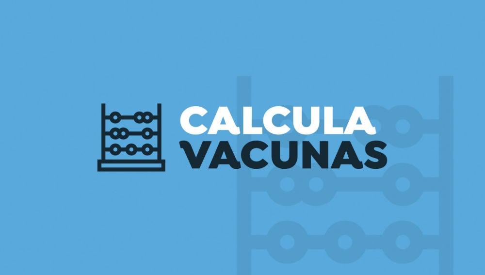 CalculaVacuna: Descubre aquí cuándo será tu turno de vacunación contra el coronavirus
