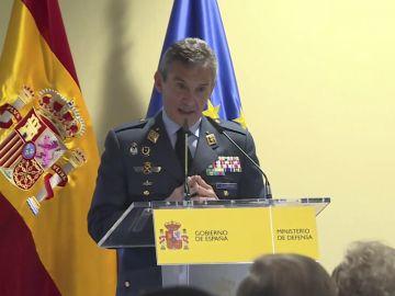 El Jefe del Estado de la Defensa se vacuna contra el coronavirus