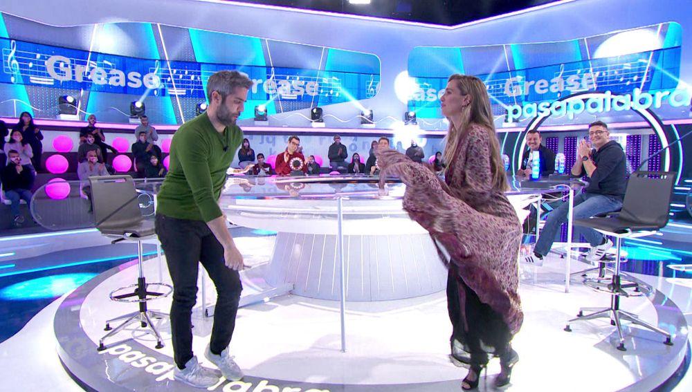 """Carola Baleztena, invencible al ritmo de 'Grease': """"¡Este programa es mío!"""""""