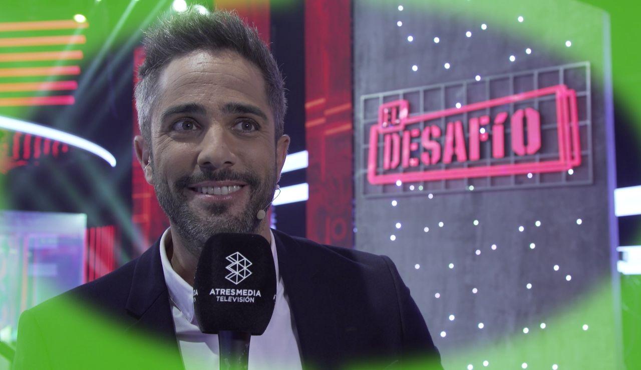 Roberto Leal se enfrenta al test de 'El Desafío':