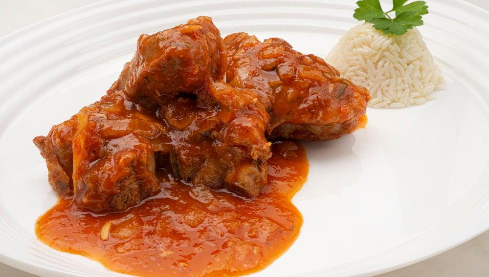"""Karlos Arguiñano: """"Me sorprende el toque de vermut del cordero guisado con tomate"""""""