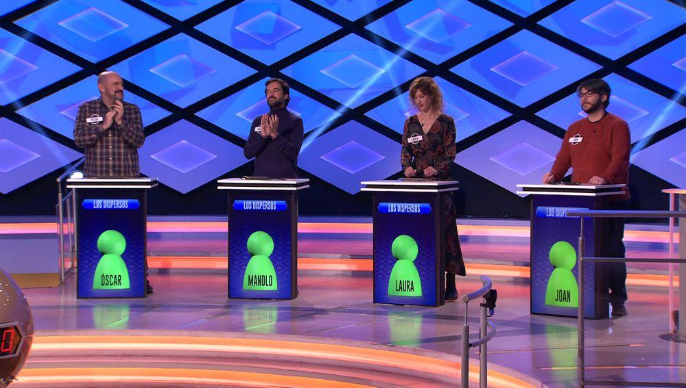 """""""Están recuperándose de la Covid"""", Juanra Bonet explica la ausencia de Victoria y M. A. de 'Los dispersos' en '¡Boom!'"""