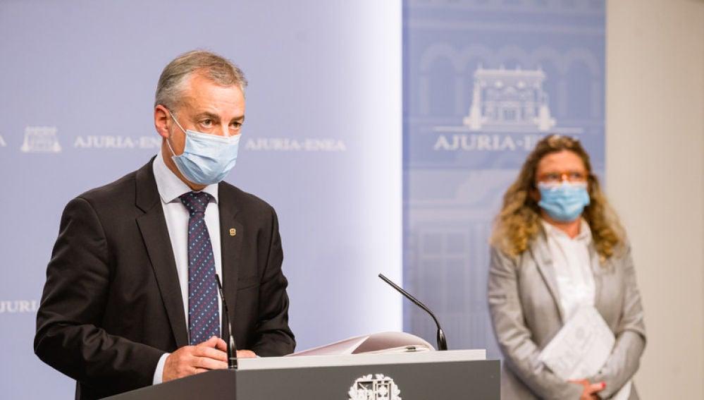 Nuevas medidas País Vasco