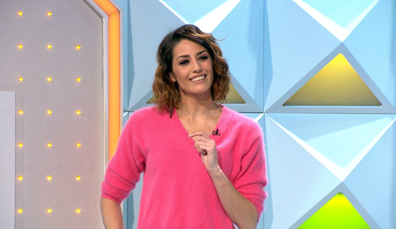'La ruleta de la suerte' dedica un panel a Laura Moure por sus golosos desayunos