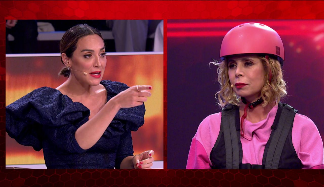 Ha salido en defensa de Ágatha Ruiz de la Prada tras su desafío.