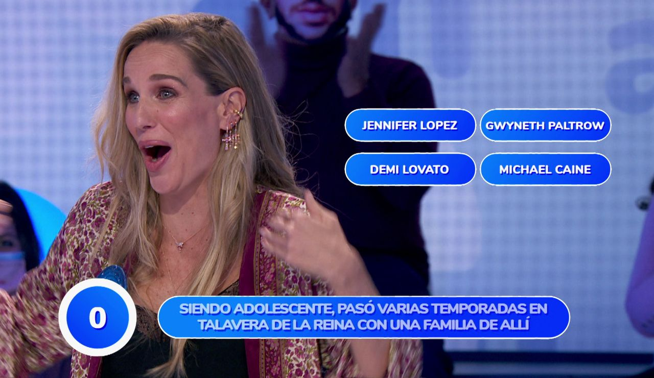 ¡Qué barbaridad! Carola Baleztena consigue 28 segundos en solitario en 'Pasapalabra'