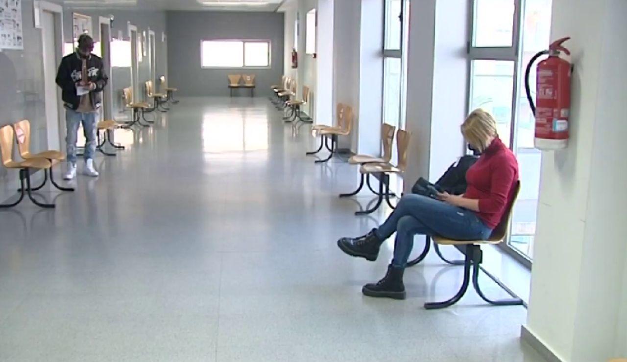 Los centros de salud vacíos tras la atención sanitaria colapsada