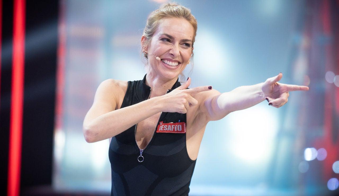 Kira Miró gana el segundo programa de 'El Desafío' y se distancia en el ranking