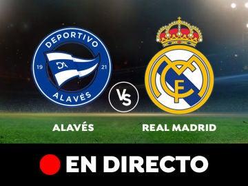 Alavés - Real Madrid: Resultado y goles del partido de hoy, en directo   Liga Santander